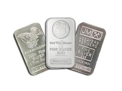 Silver Bar 10 Oz Silver Bar Ten Ounce Silver Bar