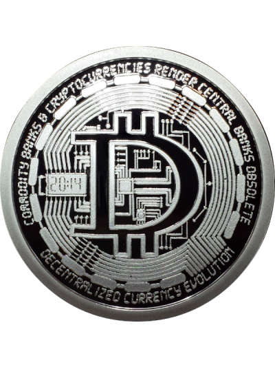 1 Oz Decentralized Proof-Like Round | SBSS